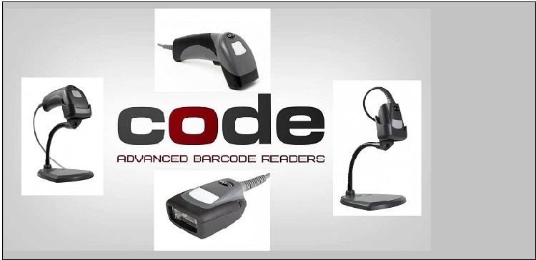 <b>CODE READER </b><br />CR 1400 2D SCANNER