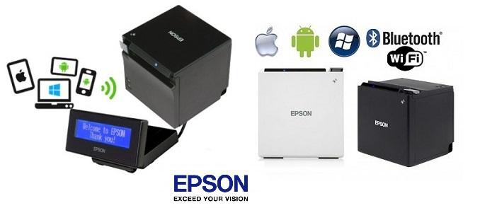 <b>EPSON TM-M30 BT, WLAN </b><br /> iOS, Android, Windows
