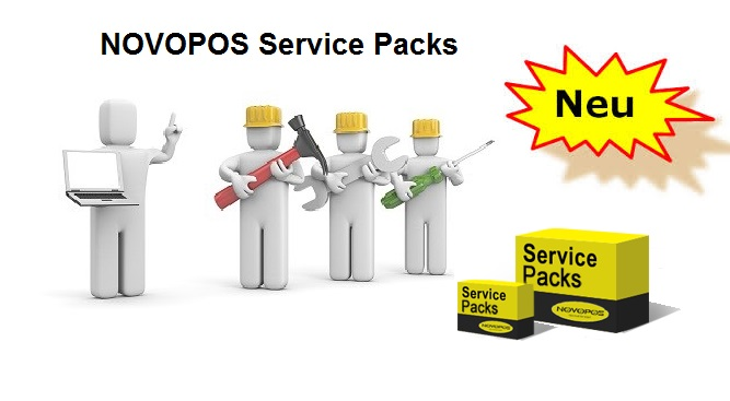 <b>NOVOPOS SERVICE  </b><br />POS SYSTEME
