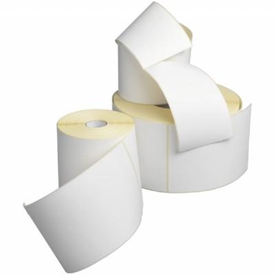 thermo-Papier Selbstklebe-Etiketten