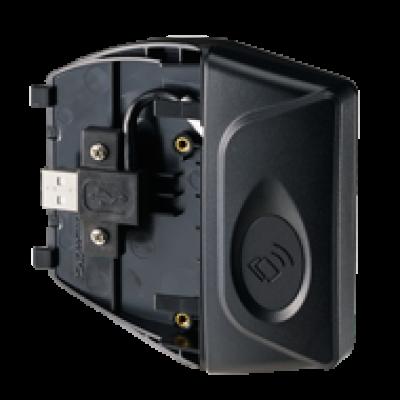 NOVOPOS XPOS RFID, schwarz oder silber