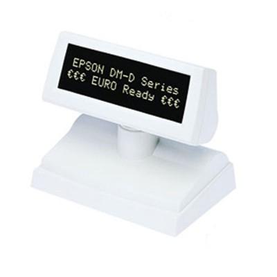 EPSON DM-D 110 BA USB Kundenanzeige weiss