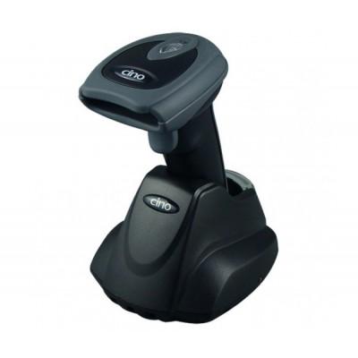 CINO FuzzyScan CCD F780BT-B USB KIT Funk-Pistole BLACK
