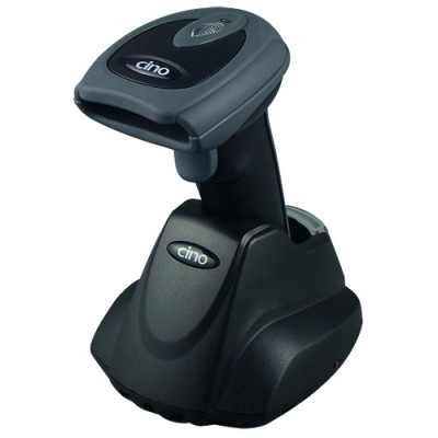 CINO FuzzyScan A780BT-SR-WV USB KIT Funk-Pistole BLACK