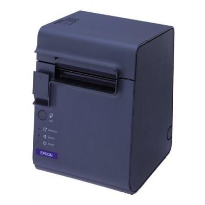 EPSON TM-L 90 - 465 200 DPI Eth schwarz exkl Peeler