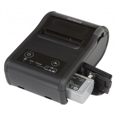 EPSON TM-P 60 II MOB WL 200 DPI schwarz ,inkl. Auto-Cutter