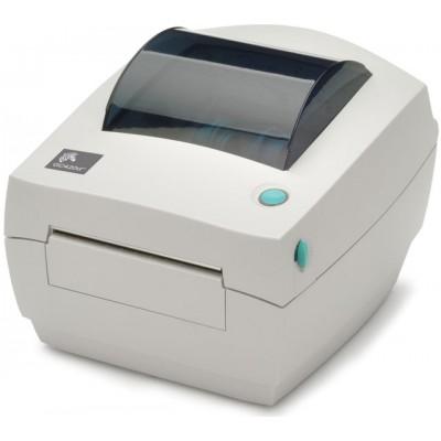 ZEBRA GC-420D 200 DPI USB/SER/PAR WHITE