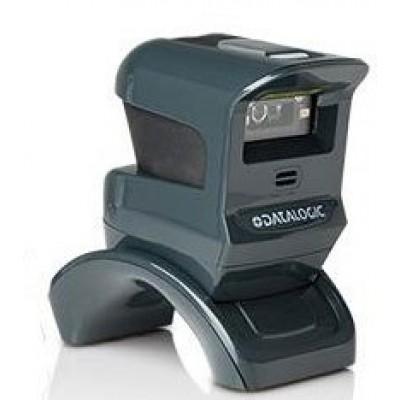 DATALOGIC GRYPHON GPS 4400 2D USB KIT BLACK inkl. Fuss