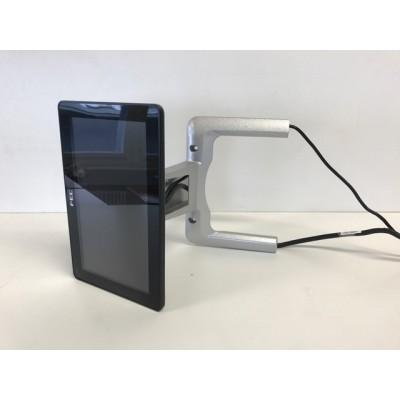 NOVOPOS MONITOR AM 1008 VGA BLACK inkl. Montagearm