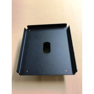 SPACE POLE Druckerplatte schwarz für Bondrucker TM-T88