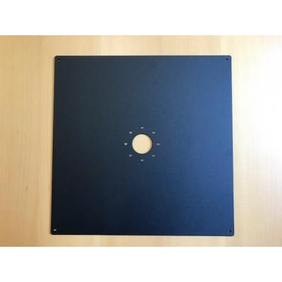 SPACE POLE Bodenplatte - 400 x 400mm