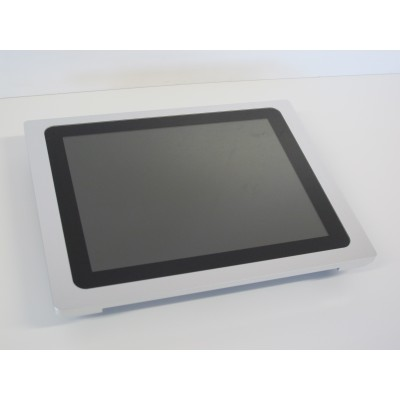 SMART POS MONITOR LED DVI + VGA BLACK exkl. Fuss