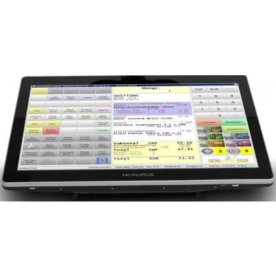 "NOVOPOS 22.0"" POS FANLESS SYSTEM AERPOS PP 8632"