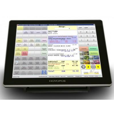 """NOVOPOS 17.0"""" POS SYSTEM AERPOS PC 9617 HIGH CPU"""