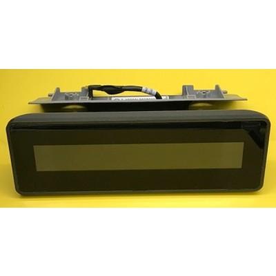 NOVOPOS XPOS LCM DISPLAY USB-FEC DP, schwarz oder silber