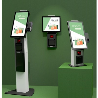 NOVOPOS SELF-CHECKOUT / SELF-ORDERING / PRODUCT-INFORMATION / PRICE-CHECKER