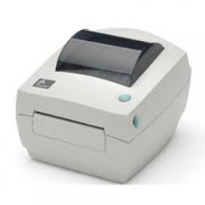 ZEBRA GC-420-D THERMO-DIREKT 200 DPI LABEL PRINTER