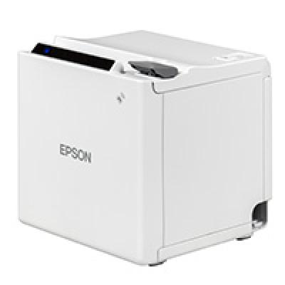 EPSON TM-M30 Eth / USB 200 DPI weiss