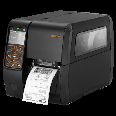 BIXOLON XT5-46S 600 DPI SER/Eth/USB BLACK