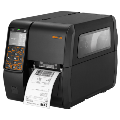 BIXOLON XT5-40S 203 DPI SER/Eth/USB BLACK