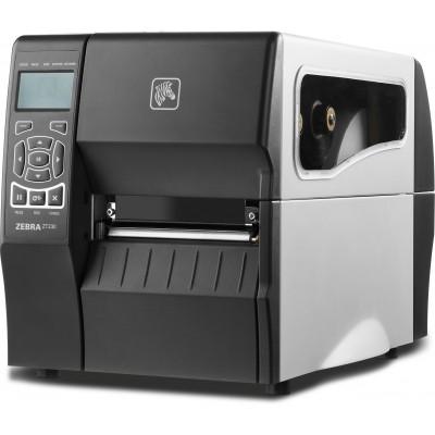 ZEBRA ZT-230 / 300 DPI SER/USB/Eth BLACK