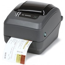 ZEBRA GX-420-T THERMO-TRANSFER 200 DPI  LABEL PRINTER
