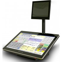 "NOVOPOS 22.0"" AER POS PANEL PC 8642C HIGH CPU"