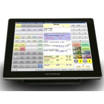 "NOVOPOS 17.0"" POS SYSTEM AERPOS PC 9617 HIGH CPU"