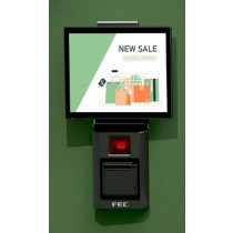 NOVOPOS XELF SELF-CHECKOUT / WALL-MOUNT KS-3682W-WM