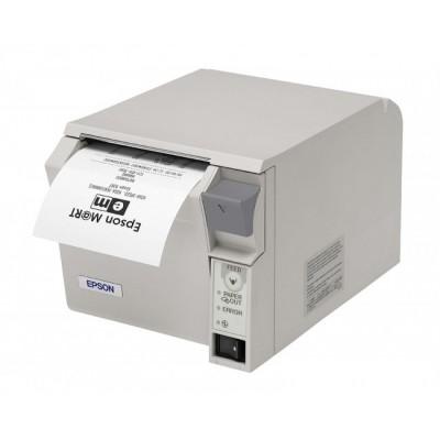 EPSON TM-T70 II USB blanc