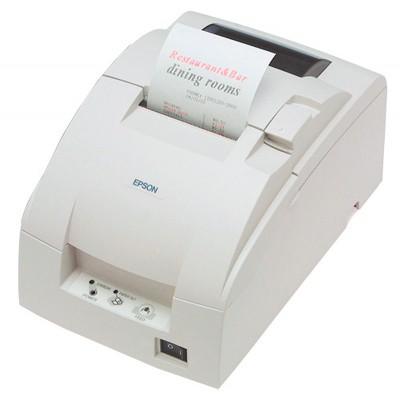 EPSON TM-U 220 B SER blanc