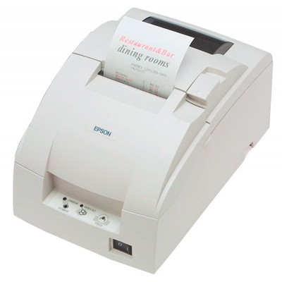 EPSON TM-U 220 B USB blanc
