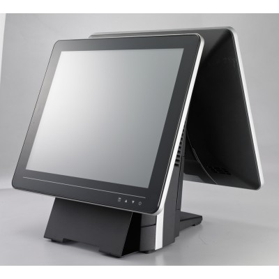 NOVOPOS AER POS SYSTEM OPTION BLACK avec panneau métallique