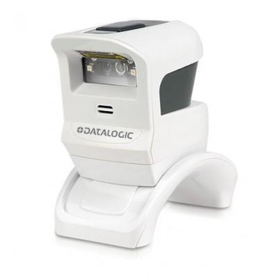 DATALOGIC GRYPHON GPS 4400 i MIF SYS WHITE avec pied