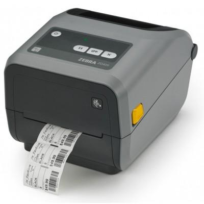 ZEBRA ZD-420 THERMO-TRANSFER 200 DPI LABEL PRINTER