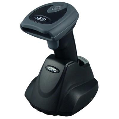 CINO FuzzyScan A870BT-SR-WV USB KIT pistolet radio BLACK