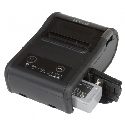 EPSON TM-P 60 II MOB WL 200 DPI noir sans peeler