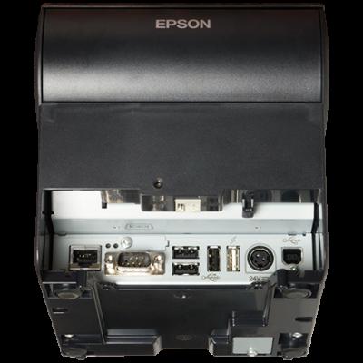 EPSON TM-T88 VI-i HUB ( 751 )BLACK-BLACK