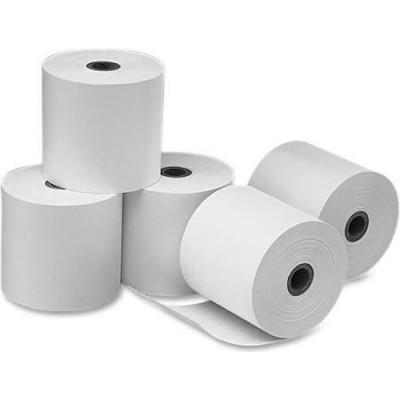 Rouleaux de papier thermique demi-carton