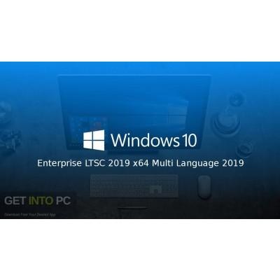 MICROSOFT WINDOWS IoT 10.0 - 64 BIT (2019) LTSC