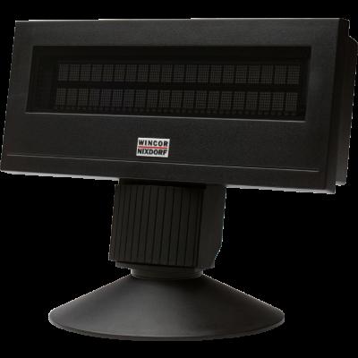 WINCOR NIXDORF DISPLAY BA63 USB BLACK - en liquidation !