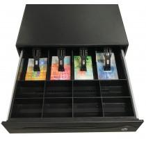 NOVOPOS CASH C420A tiroir noir