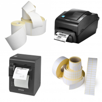 THERMO PAPER LABELS